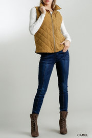 umgee  Quilted Vest - Product Mini Image