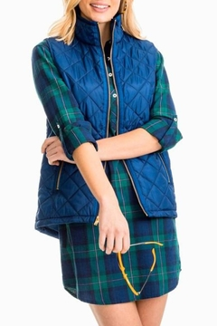 Southern Tide Quilted Vest - Product List Image