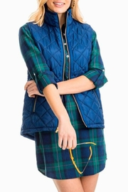 Southern Tide Quilted Vest - Product Mini Image