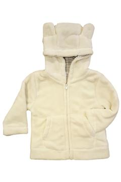 Shoptiques Product: Fuzzy Baby Jacket