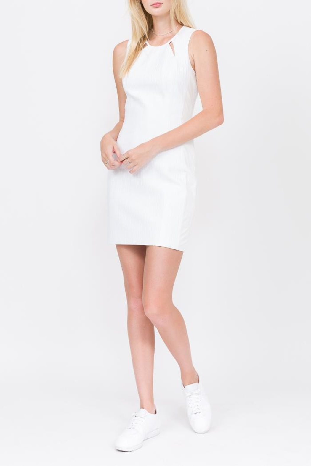 QUINN Callie Cut-Out Dress - Main Image