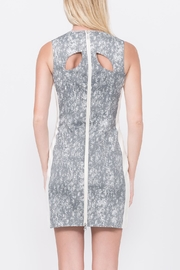 QUINN Calypso Paneled Dress - Side cropped