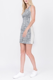 QUINN Calypso Paneled Dress - Front cropped