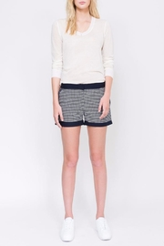 QUINN Checkered Clayton Short - Product Mini Image
