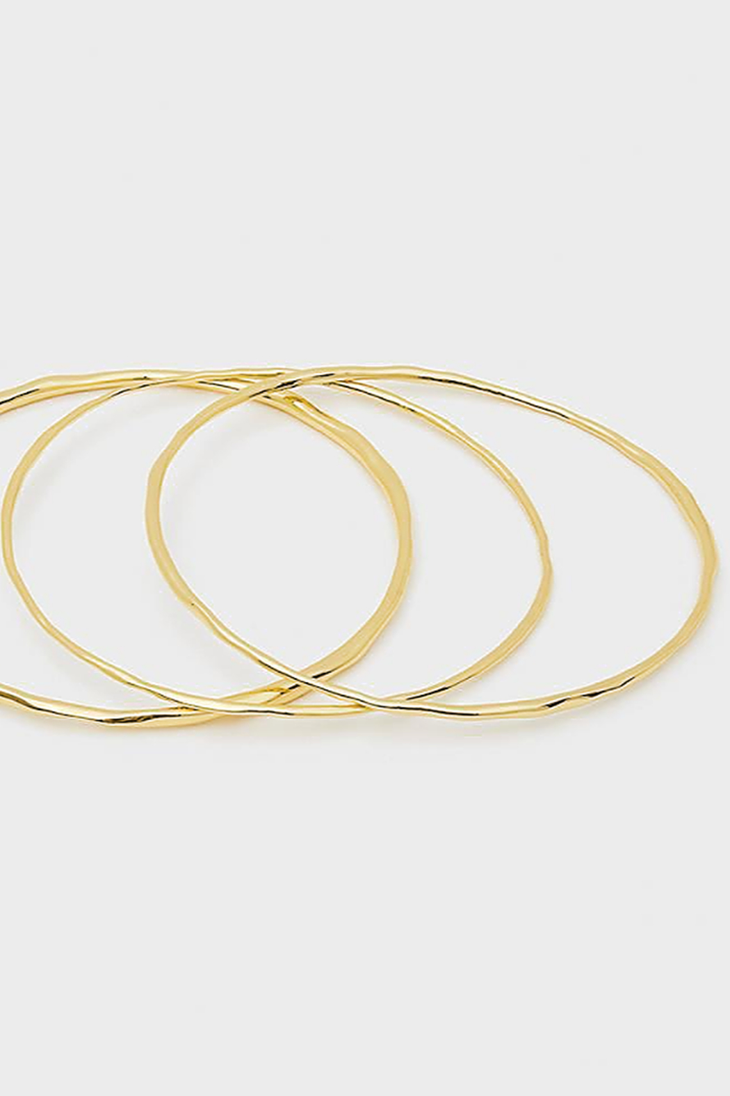 Gorjana Quinn Delicate Bangle Set - Main Image