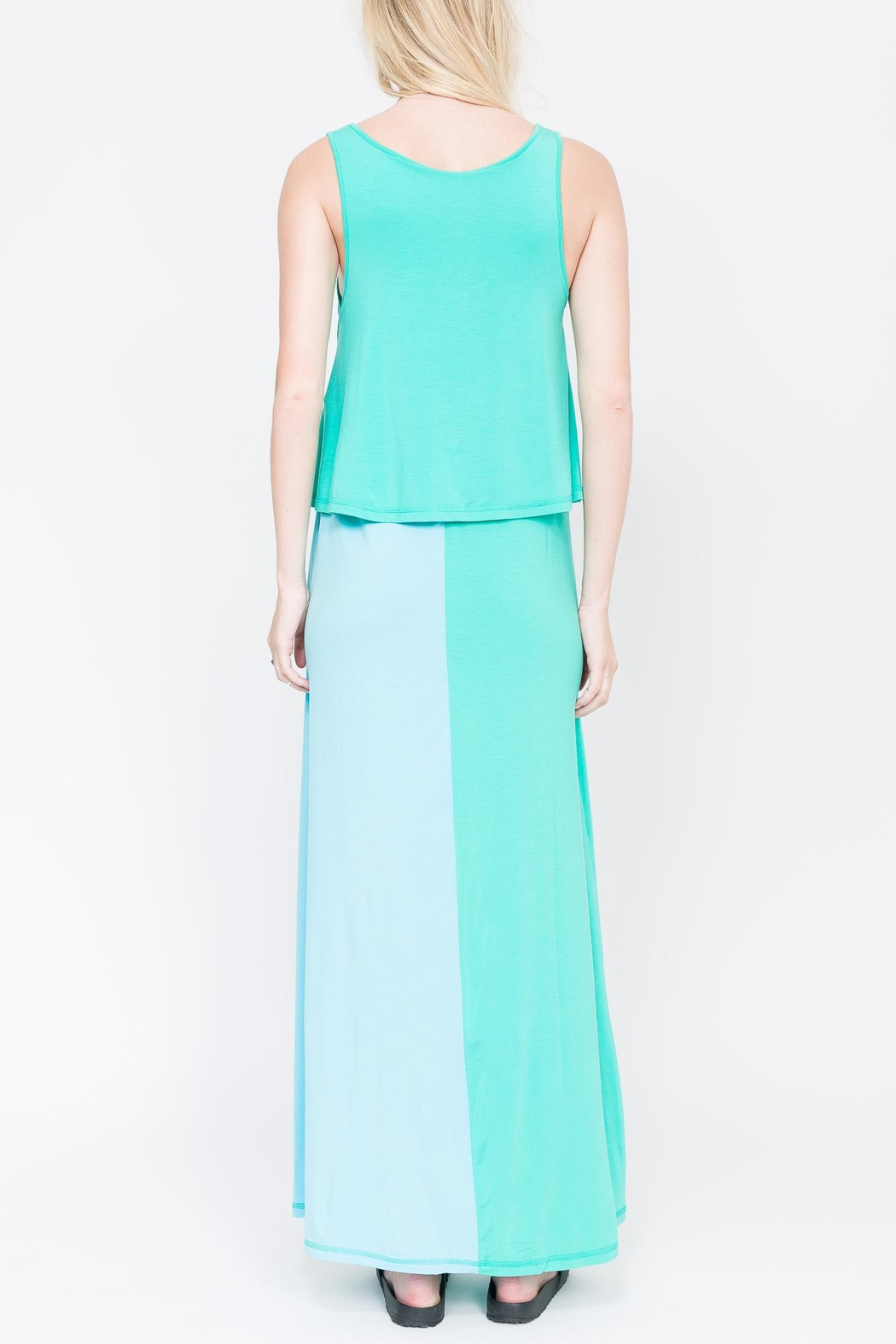 QUINN Emma Maxi Dress - Side Cropped Image