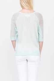 QUINN Grace Panaeled Sweater - Side cropped