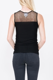 QUINN Marcia Tank - Side cropped