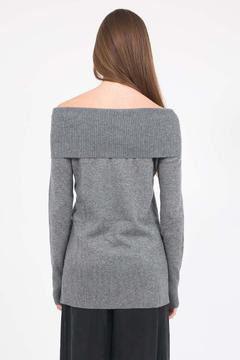 QUINN Off Shoulder Sweater - Alternate List Image