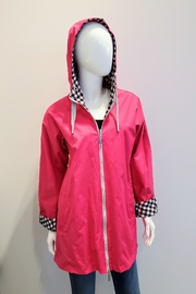Nikki Jones Quinn Reversible Rain Jacket - Product Mini Image