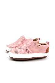 Little Love Bug Company Quinn Slip On Moccasin - Pink - Product Mini Image