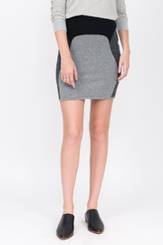 QUINN Vanessa Cashmere Skirt - Front cropped