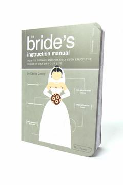 Quirk Books Brides Instruction Manual - Product List Image