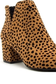 Qupid Animal Print Booties - Product Mini Image