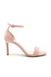 Qupid Backfire Nude Heel - Side cropped