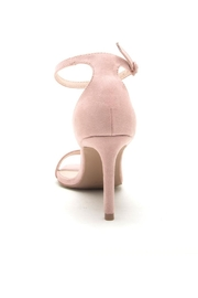 Qupid Backfire Nude Heel - Back cropped