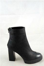 Qupid Cap Toe Bootie - Front full body