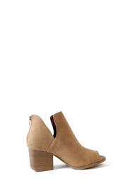 Qupid Core Side Cut Bootie - Side cropped