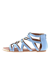 Qupid Lana Gladiator Sandal - Product Mini Image