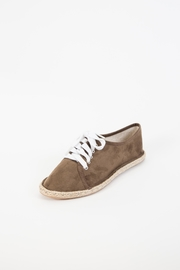Qupid Mermosa Lace-Up Sneaker - Product Mini Image
