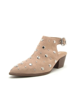 Qupid Mystique Studded Bootie - Product List Image