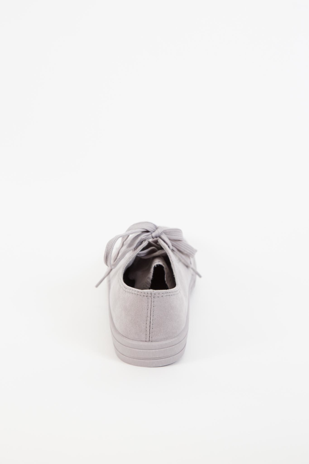Qupid Narnia Lace-Up Sneaker - Front Full Image