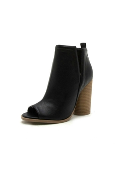 Shoptiques Product: Open Toe Bootie