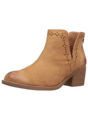 Qupid Philly Bootie - Front cropped