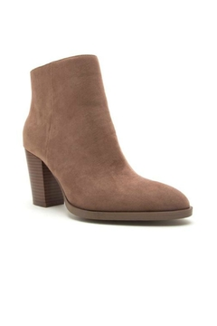 Qupid Portland Suede Booties - Product List Image