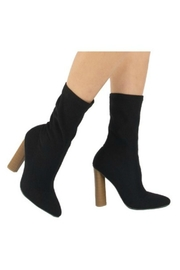 Qupid Sexy Stretch Boot - Product Mini Image