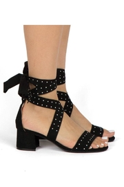 Qupid Studded Strappy Heel - Other