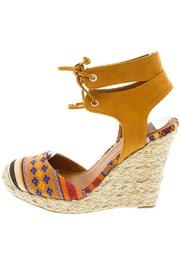 Qupid Summer Espadrille Heel - Product Mini Image