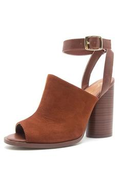 Shoptiques Product: Whiskey Suede Pumps