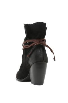 Shoptiques Product: Wrap Stacked Boot