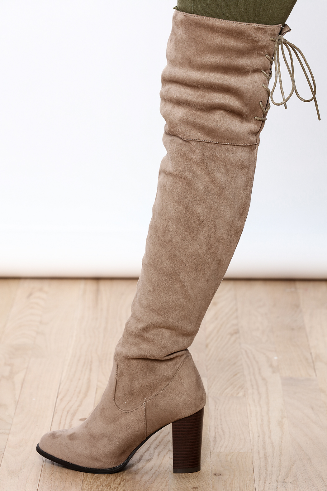 b04fe8276c82 Qupid Zinc Over Knee Boot from Nebraska by beyourself boutique ...