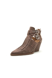 Qupid Zooey Buckle Booties - Product Mini Image