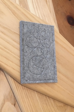 Ró   Felt Iphone Cozy - Alternate List Image