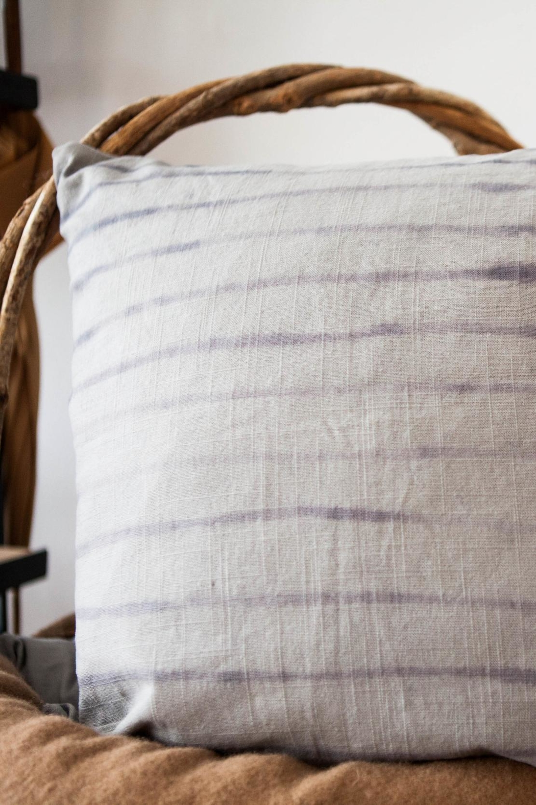 Ró   Hand Dyed Pillow - Front Full Image