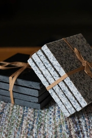 Ró   Handmade Granite Coasters - Front full body