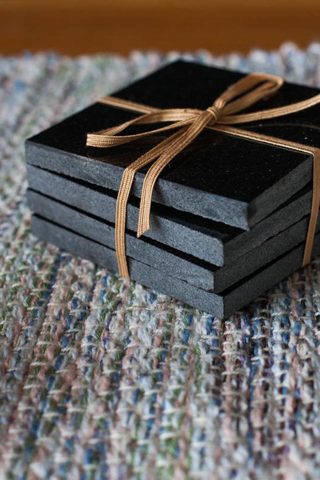 Ró   Handmade Granite Coasters - Front Cropped Image