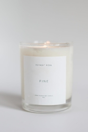 Ró   Pine Scented Candle - Product Mini Image