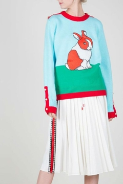 BEULAH STYLE Rabbit Sweater - Product List Image