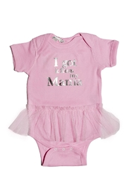 Rabbit Skins From Mama Onesie - Front cropped