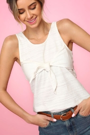 Line & Dot Rabi Tied Tank - Product Mini Image