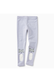 Tea Collection Raccoon Cozy Leggings - Front cropped