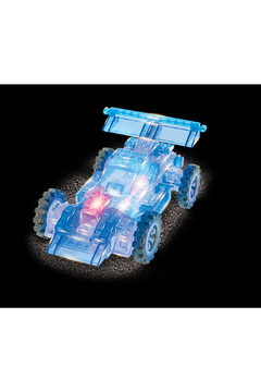 Laser Pegs Race Car 8 in 1 - Product List Image