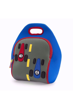 Dabbawalla Race Car Lunch Bag - Product List Image