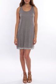Jude Racer Back-Jerset Dress - Product Mini Image