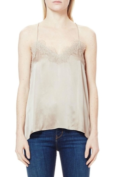 Cami NYC Racer Charmeuse Champagne - Alternate List Image
