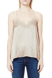 Cami NYC Racer Charmeuse Champagne - Product Mini Image